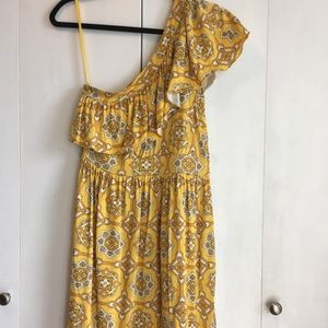 "JUICY COUTURE ""Jackie"" silk sundress small"